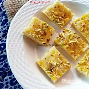 Khoya burfi, recipe for easy burfi, mawa burfi recipe, Indian traditional sweets, diwali sweets, recipe for Diwali