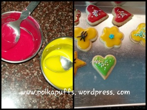 How to make basic sugar cookies Wholewheat sugar cookies recipe Icing on sugar cookies Frosted sugar cookies Frosting cookies How to frost cookies Frosted cookie recipe Halloween cookies Halloween ideas for kids Halloween party ideas Christmas cookies Christmas ideas Kids party ideas Children's day gift ideas Birthday return gift ideas Colourful cookies for kids Easy sugar cookie recipe Eggless sugar cookies recipe Tips on how to frost cookies Eggless royal icing recipe How to make royal icing Royal icing recipe Royal icing for frosting How to frost cookies How to decorate cookies Decorated sugar cookie recipe Sugar Cookies Frosted Sugar Cookies Iced Sugar cookies Halloween Ideas Spider Infested Sugar Cookies for Halloween Halloween Menu Easy Sugar Cookie Recipe with Frosting
