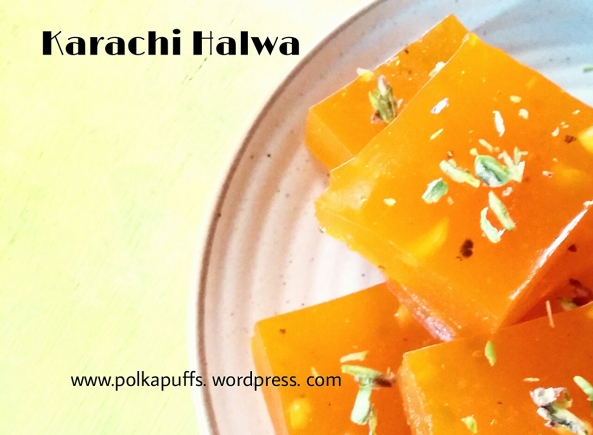 how to make karachi halwa recipe for cornflour halwa bombay halwa recipeimage for karachi halwa custard powder halwa diwali sweet recipes easy recipes for sweets for diwali