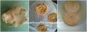 Rava chakli recipe Rava Murukku recipe Easy recipe for chakli  Chakali recipe Polkapuffs  Diwali snacks  Diwali recipes