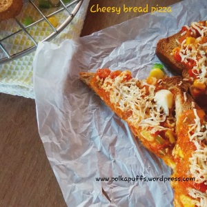 Bread pizza recipe How to make bread pizza Pizza sauce recipe Easy pizza recipe Vegetable pizza recipe Polkapuffs Instant pizza recipe