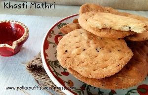 Recipe of Khasti Mathri How to make Mathri Punjabi mathri recipe  Mathi recipe Diwali recipes Diwali snacks recipes East Mathri recipe Indian snacks  Indian recipes