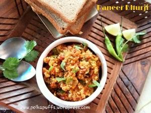 Paneer Bhurji recipe Indian food How to make paneer pav bhaji  How to make Paneer Bhurji  Restaurant style paneer Bhurji  Easy paneer Bhurji recipe Polkapuffs