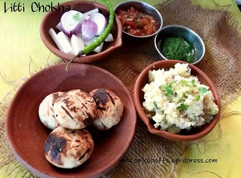 Litti chokha recipe Indian street food Regional cuisines  Bhune tamatar ki chutney  How to make litti chokha  Aloo ka Chokha