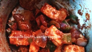How to make schezwan paneer Easy recipe for chilly paneer Polkapuffs Restaurant style chilly paneer Restaurant style schezwan paneer