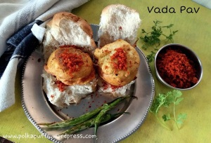 Vada Pav recipe How to make vada Pav at home Vada Pav chutney Garlic chutney recipe for vada Pav Batata vada recipe Mumbai vada Pav recipe Polkapuffs recipe