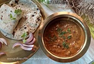 How to make Dhaba style dal makhani Dal makhani recipe Easy recipe for restaurant style dal makhani Polkapuffs recipes Dal makhani recipe Ma ki dal recipe