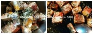 Paneer tava masala recipe How to make paneer tava masala Vegetarian Indian recipes Paneer recipes PolkaPuff recipe
