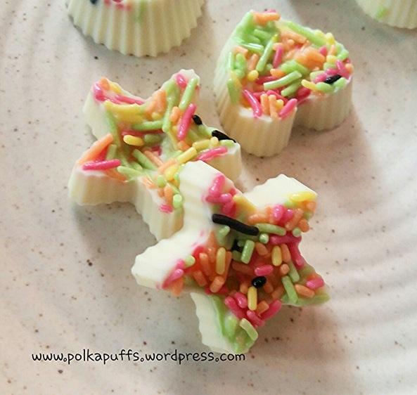 Homemade Chocolate polkapuff recipes