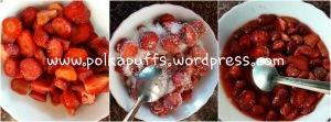 3 ingredient strawberry jam Homemade strawberry jam recipe Polkapuffs recipe No pectin strawberry jam recipe