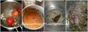 Mushroom butter masala Polkapuffs recipe How to make restaurant style mushroom butter masala