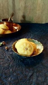 khoya Peda Polkapuffs recipes Peda Diwali sweets