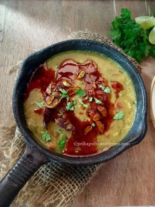 Rajasthani Panchmel Dal How to make dal for Baati Mixed dal recipe Polkapuffs recipes