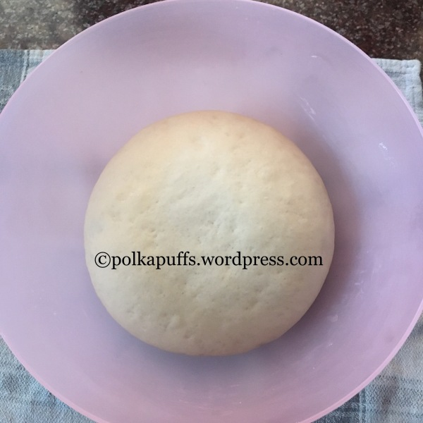 Basic white bread recipe How to make a sandwich bread Polkapuffs recipe