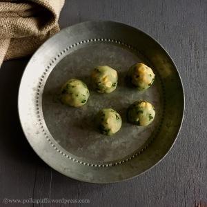 Makhani Methi Makai kofta recipe Polkapuffs recipe Polkapuffs blog