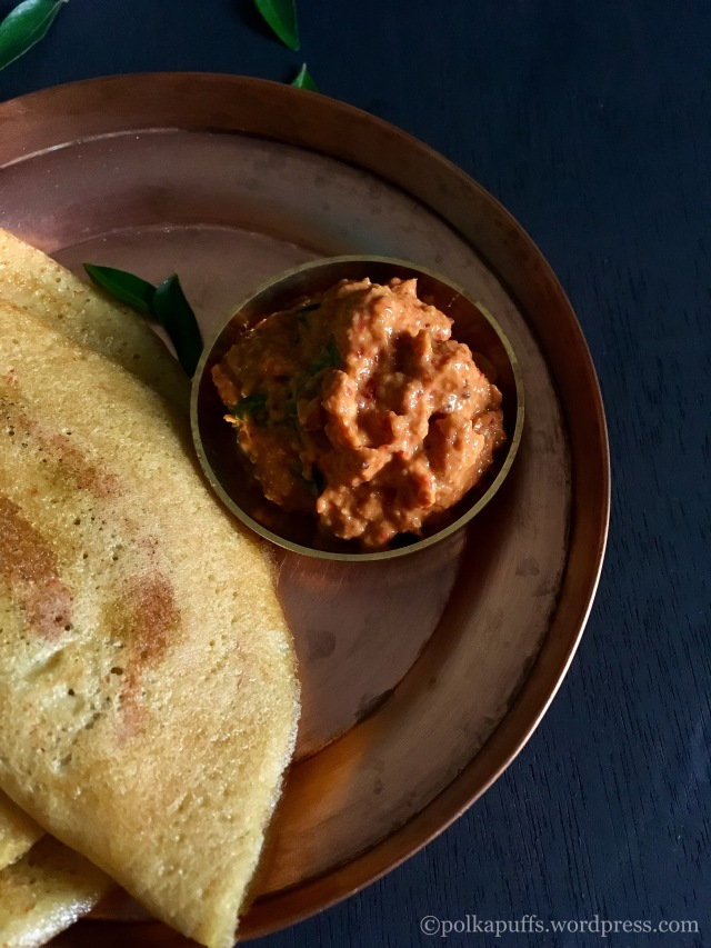 How to make adai dosa Recipe for no fermentation dosa Multi dal dosa Multi gain dosa recipe No ferment dosa recipe Polkapuffs recipe Tomato onion chutney for dosa idli Shreya tiwari blog recipes Instant dosa recipe