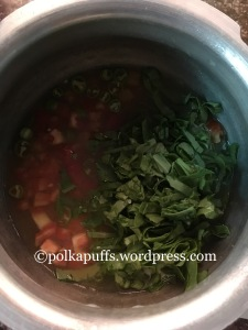Satpaita recipe How to make dal palak Polkapuffs recipes Shreya tiwari recipes Uttar Pradesh dal palak recipe