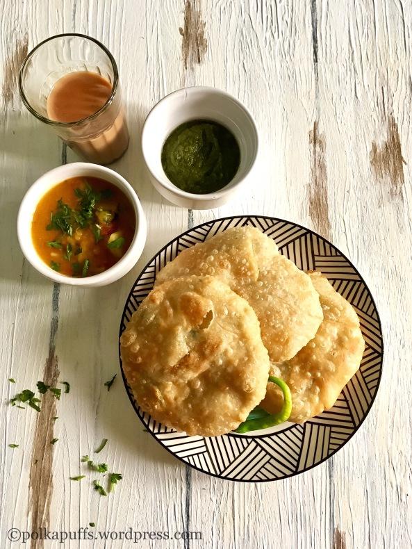 How to make Aloo ki kachori Aloo kachori recipe Easy recipe for Aloo ki kachori Recipe for Aloo Tamatar for kachori Polkapuffs recipes Shreya tiwari recipes