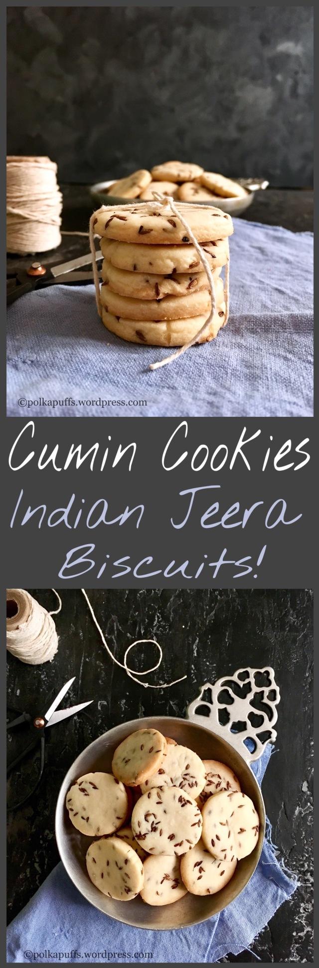 Cumin cookies | jeera biscuits